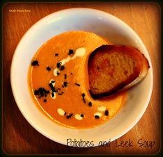 Utah Munchies: Potatoes and Leek Soup