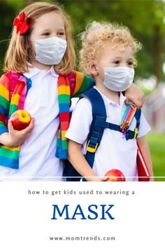 Tips for helping kids adjust to wearing a mask. #health #tips Every Mom Needs, Shocking Facts, All In The Family, Regular Exercise, Kids Songs, Going To Work, Mask For Kids, Parenting Hacks, Shopping