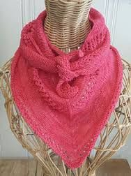 Image result for free patterns knitted bandit style shawls