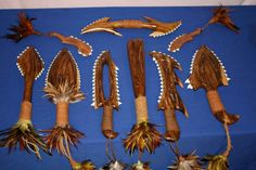 Traditional Hawaiian weapons
