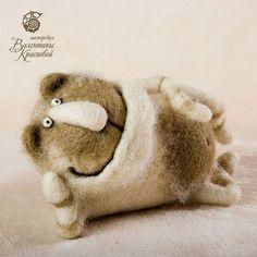 Toy animals, handmade. Fair Masters - handmade Silvio. Handmade.