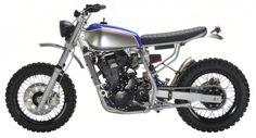 Kawasaki KLR650 Scrambler 5