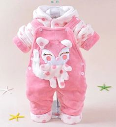 Cheap baby suit, Buy Quality baby boy directly from China baby girl Suppliers: new 2014 baby girl baby boy cartoon warm clothing sets hoodie+overalls kids clothes sets baby suit Baby Outfits Newborn, Baby Girl Newborn, Baby Boy Outfits, Kids Outfits, Baby Girl Fashion, Kids Fashion, Overall Kind, Baby Girl Snowsuit, Baby Suit