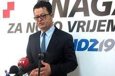 Predsjedništvo HDZ 1990 predložilo Raguža za kandidata za člana predsjedništva BiH