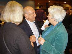 Pensionering in Holland november 2009. Annemieke Sas. (vriendin uit Waalre).