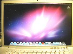 Apple A1211 15 MacBook Pro 2.16Ghz Intel Core 2 Duo 3gb Ram 250Gb Hd OSX 10.6.8