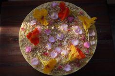 Lilikoi Coconut Cheesecake
