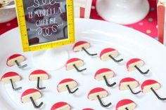 Mary Poppins Party with Lots of Really Cute Ideas via Kara's Party Ideas | KarasPartyIdeas.com #MaryPoppins #SpoonfulOfSugar #Party #Ideas #Supplies (14)