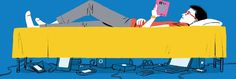 A Digital Detox Test: Unplug Twitter and Facebook. Put Off Email and Smartphone. - NYTimes.com