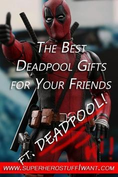 437d13ed5 26 Best Deadpool Gifts images | Deadpool gifts, Canvases, Accessories