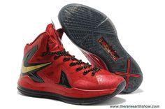 timeless design 6e5b4 724b7 New Nike LeBron X Elite 628622-900 Celebration Pack Championship Pack Nba  Basketball, Nike