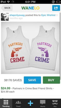 we need these. I'll mail you yours lol