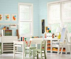 Martha Stewart: http://www.homedecorators.com/kids_storage/kids_craft_storage/