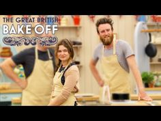 The Great British Bake Off! One of the best home baking shows ever.
