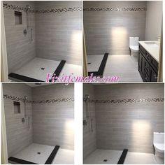 All done #bathroom #bathrooms #bathroomreno #bathroomremodel #tdot #the6 #tile #tiler #tiles #tiling #female #females #femaletiler #femaletilers #fixitfemales #tileaddiction #tileaddict #tiles #tiler #toronto #remodel #remodel #remodelling #renovation #renovations #construction #build by fixitfemales