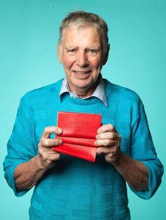 Varför inte lite gammalt toalettpapper? Bengt Flodin, Ulricehamn, köpte tre paket för 100 kr.