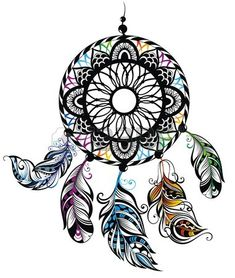 Indian Dream catcher vector image on VectorStock Dream Catcher Vector, Dream Catcher Drawing, Dream Catcher Tattoo, Hand Tattoos, Body Art Tattoos, Flower Tattoos, Dream Tattoos, Badass Tattoos, Tattoo Flash Art