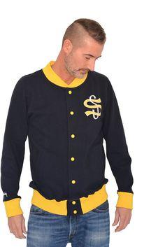 Big League Fleece Jacket Stussy Navy