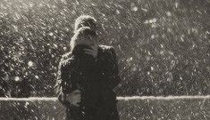 black and white gif couple playing in snow Black And White Gif, Snow Gif, Gifs, Romance, Wattpad, Beautiful Dream, Romantic Couples, Fan Fiction, Feelings