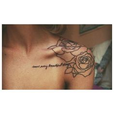 flower word tattoo - Google Search