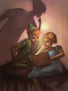 Bedtime Story by winderly