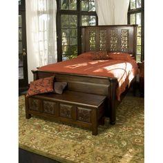 My bedroom set... Minus comforter