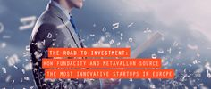 How Fundacity and Metavallon set up startups for success? By accompanying them all the way from joining to discovering amazing investment opportunities! All The Way, Startups, Opportunity, Innovation, Investing, Europe, Success, Reading, Reading Books