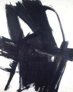 Franz Kline, Merce C; 1961. abstract expressionism
