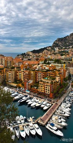 one of the most beautiful places on earth ~ Monaco