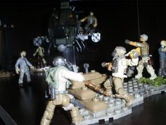 Mega Bloks does Call of Duty line (swivel biceps) - Page 36 ...