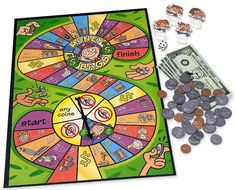 Money Bags a Coin Value Game on www.amightygirl.com
