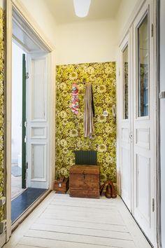 Eclectic Stockholm apartment
