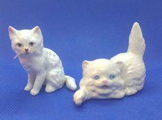 """6.5/"""" Tall Playful Grey Tabby Kitten Cat Striped Coat Feline Pet Figurine Statue"""