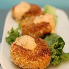 Chesapeake Tempeh Cakes from Post Punk Kitchen,