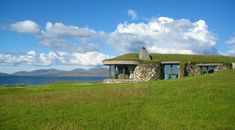 Blue Reef Cottages - Award-winning cottages on a remote Hebridean Isle New Year Pictures, Bothy, Rest Of The World, Stunning View, Historical Sites, Luxury Interior, Great Places, Cottages, Outdoor Gardens