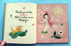 The Thank-You Book by Francoise.