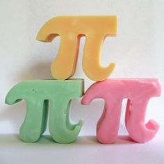 """Did you know that today is National Pi Day? First found by San Francisco Exploratorium physicist and """"Prince of Pi"""" Larry Shaw 25 years ago, Pi Day Wedding, Pi Symbol, Happy Pi Day, Thanksgiving Pies, Geek Gifts, Home Made Soap, Geek Stuff, Pumpkin, Diy Projects"""