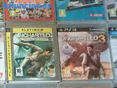 Uncharted 1,2 Y 3 Para Ps3 - Juegos de PlayStation 3 en Valladolid, Valladolid.