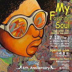 "event ""My Favorite Soul"" 2.12.2015"