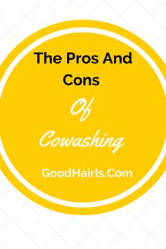 cowashing natural hair