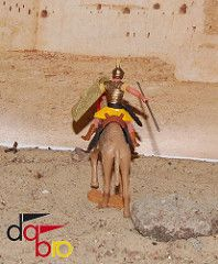 Timpo DaBro Conversion Roman Camel Rider (Modelltoys) Tags: conversion roman camel rider timpo rmischer kamelreiter