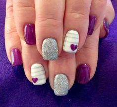 See the World in PINK: Manicure Monday!