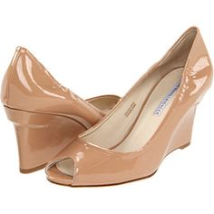 I would much rather wear wedges for hours than heels.