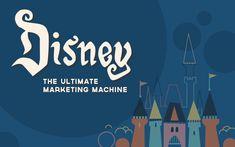 """O Marketing Mágico da Disney -  Há algo nessa introdução clássica em que em um céu azul aparece um grande castelo e uma fada jogando seu pó brilhante ao fundo musical de """"Se uma estrela aparecer""""... Você sabe que o que está prestes a testemunhar é algo mágico."""