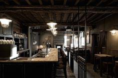 interior photography restaurant Engelentijne Belgium