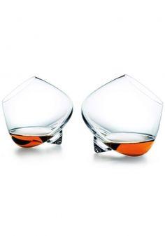 loved glasware by http://www.heimelig-shop.com/kitchen----/glassware----/cognac-glas-normann-copenhagen-glasware-design-tableware.html