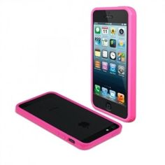 Funda Bumper iPhone 5 Muvit iBelt Rosa CL$ 10.991,50