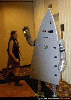 Cosplay: Ironman.