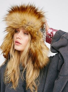 Wild Things Trapper from Free People!
