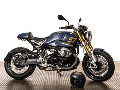 RNineT BMW Motorcycle Riders